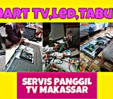 Servis Tv Panggil Makassar (Global Electronik)