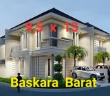 Dijual Rumah Bhaskara Selatan Hoek