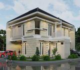 Rumah Jual Manyar Jaya Hoek Baru Gress