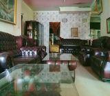 Rumah di Bogor, 2Lt, Balkon, dlm Prmhn yg Nyaman di Taman Yasmin, Cilendek Timur
