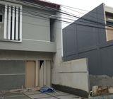 Rumah di Krukut, Rumah Baru 2Lt, Kualitas Bagus, Non Cluster, Akses TOL Krukut
