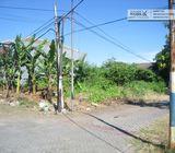 Kavling Sidosermo Airdas Surabaya - 400 m² area Corner Site.