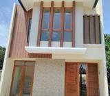 Rumah di Pondok Cabe, Brand New 2Lt, dlm Cluster yg Strategis di Pondok Cabe Ilir