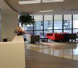 Pakuwon Center Office Tower TP 5 Furnish