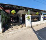 Rumah dijual di Pancoran Mas, 1Lt, Non Cluster, Lingk. Nyaman di Cagar Alam Selatan