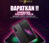 Dapatkan Samsung Galaxy Fold Free