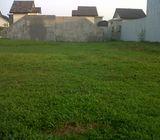 Tanah Jual Citraland raffles Garden Siap Bangun Murah