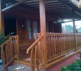 Jual murah villa antik dekat Grand Depok City
