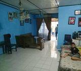 Rumah di Sukmajaya, 1.5Lt, Lingk. Nyaman, Bebas Banjir, di Abadijaya