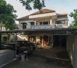 Rumah di Jagakarsa 2,5Lt, Balkon, Halaman Luas, Kav. di Kecapi