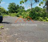 Tanah Dekat Pantai Balangan Jimbaran Bali