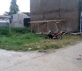 Dijual tanah 150 m2 dalam cluster kecil