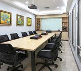 Meeting Room disewakan fasilitas lengkap di tebet kasablanka
