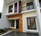Rumah Disewakan Di Gandul, Rumah Baru 2Lt, dlm Prmhn di Gandul Raya