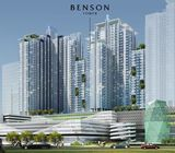 Apartemen Benson Tipe Studio View Pool & City