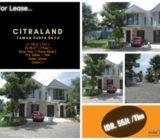 Citraland, Taman Puspa Raya, Surabaya ~ Wonderfull House