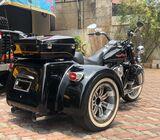 Harley Davidson Roadking Trike