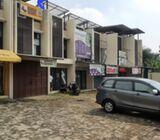 Ruko Dijual Di Sawangan, 3Lt, semi Furn, Lingk. Ramai, Bebas Banjir di Pasir Putih