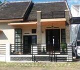 Jual Murah Rumah 2KT+1 Furnish Nyaman Strategis Jalan Lebar di Suhat