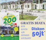 Rumah Murah Taman Krian Regency  Sidoarjo 2021