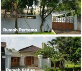 Rumah Dijual Di Cinere, 2Unit, 2Lt, Berdampingan, Lok. Prime dlm Prmhn Puri Cinere