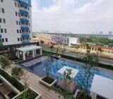Apartemen CBD Tower B 2BR View Pool & Garden