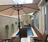 Villa Dijual Di Kuta Selatan, Baru, 2Lt, Pool, Full Furnished, Exclusive di Jl. Dharmawangsa, Kutuh