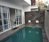 Villa Di Jimbaran, 2Lt, Mungil dan Cantik, Pool, dlm Prmhn Elit di Lingkar Timur Udayana