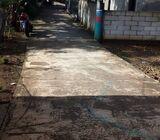 Dijual tanah 150 m2 bagus untuk hunian di Kalibaru Depok