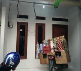 Dijual kontrakan 3 pintu di Kalibaru Depok