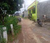 Tanah 84m2 Pondok RajegSiap bangun
