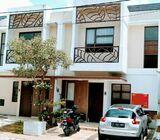 Rumah Dijual Di Pamulang, Baru, 2Lt, Semi Furnished, dlm Cluster di Pondok Cabe