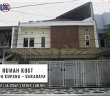 Rumah Kost Dukuh Kupang, Surabaya ~ 10 Kamar | Furnished