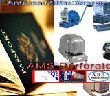Mesin Perforator, Mesin Porporasi, Service Perforator
