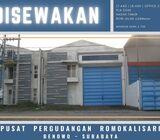 Gudang Romokalisari ~ Benowo, Surabaya | Versatile & Functional.
