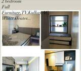 Apartemen Anderson 2BR Furnish View City