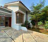 Rumah dijual di Meruyung, 1Lt, Siap Huni, dkt Kubah Mas