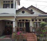 Rumah Di Sukmajaya, 1.5Lt, Lingk. Nyaman, Area Depan dlm Prmhn Gema Pesona Estate