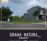 Tanah Kavling Graha Natura ~ Lontar, Surabaya | Corner Site