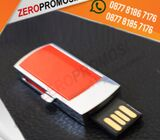 USB Flashdisk Metal Slider 4GB FDMT21