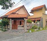 Rumah Mewah Murah Pusat Kota Sidoarjo 2jtan/meter