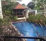 Rumah Di Sentul, 3Lt, Hal. Luas, Pool, Furnished, Bukit Golf Hijau, Sentul City