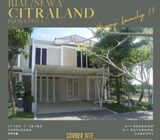Rumah Citraland Buona Vista Surabaya | Happy Family