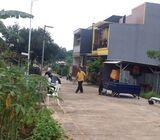 Tanah kotak 500 m2 posisi huk dekat Perkantoran di Depok