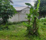 Tanah kavlingan dijual murah 87 m2 Rawa Geni Cipayung D3pok