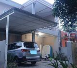 Rumah Minimalis tingkat second masih bagus di CIpayung Depok