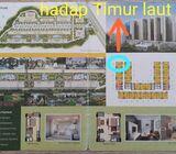 Puncak Dharmahusada Tower B 2BR Kosongan