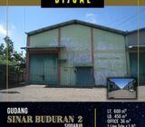 Gudang Sinar Buduran 2 Sidoarjo | Penyimpanan dan Distribusi Barang.