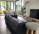 Rumah di Limo, Minimalis Modern 2Lt, Furnished, Cluster di Pendowo, Grogol