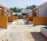Rumah murah 500 juta all in biaya KPR di Rd Saleh Depok